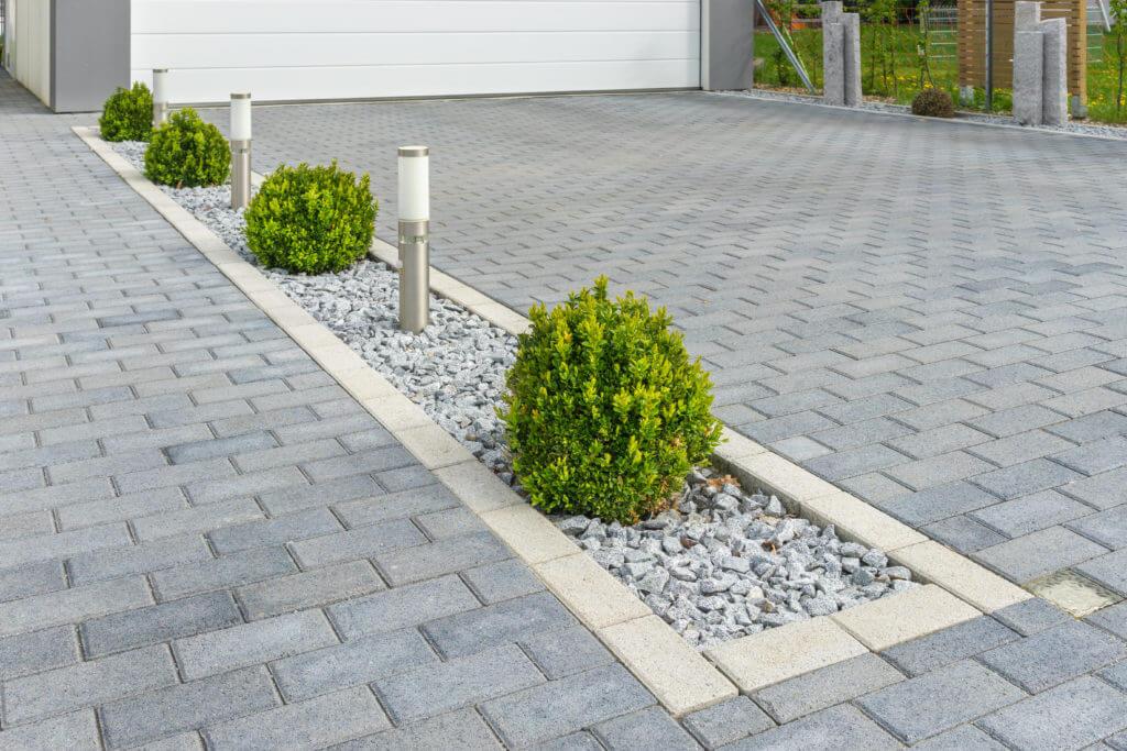 concrete pavers in Jacksonville