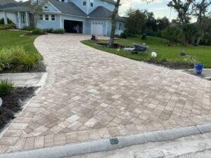Driveway pavers Jacksonville